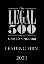 JB Leitch Receives Higher Status in the new Legal 500 Rankings for 2021
